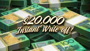 Get a $20k instant tax write-off on business assets – Beat the June 30 deadline