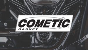 Cometic Gaskets for M8 Harley-Davidsons