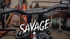 Wild 1 Savage Risers & Bars