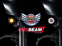 ProBEAM® (HDI) Dynamic Ringz™ Turn Signals with Running Lights