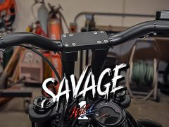 Wild 1 Savage Risers & Bars