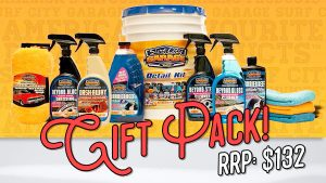 Surf City Garage Detailers Gift Pack
