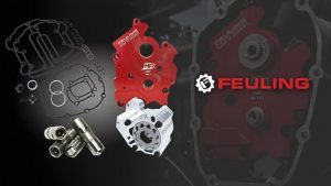 FEULING High Flow Oil Pump, Camplate and Lifters Kit for Milwaukee-Eight engines