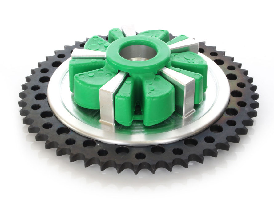 Alloy Art Cush Drive Chain Sprocket Kits for H-D Touring ...