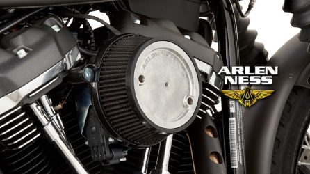 Arlen Ness Big Sucker Air Cleaners for Milwaukee-Eight Harley-Davidson