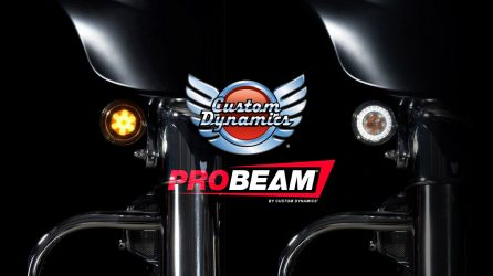 ProBEAM® (HDI) Dynamic Ringz™ Turn Signals