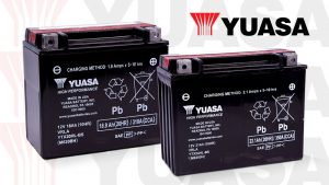 Yuasa Batteries available now!