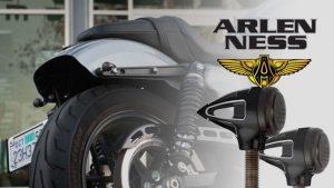 1 Inch Billet Bullet Indicators from Arlen Ness
