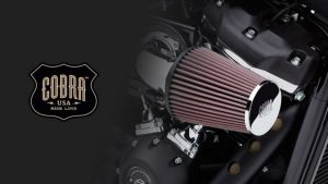 High Performance Cone Air Intake by Cobra USA