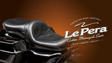 Maverick Seats by Le Pera