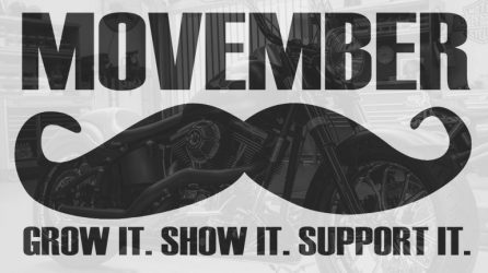 Rollies Mo's up for Movember