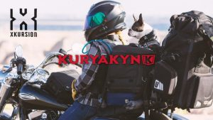 Kuryakyn XKursion Luggage Range