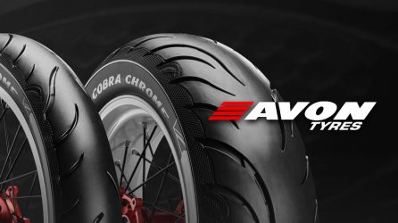 Avon Tyres Cobra Chrome Range