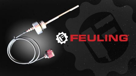 FEULING Vented Dipstick for M8 Touring & Softails