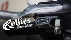 Gen 2 Rollies Speed Shop Under Perch Indicators