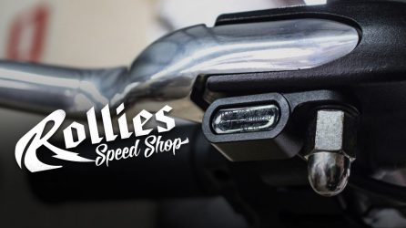 Gen 2 Rollies Speed Shop Under Perch Indicators