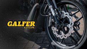 Galfer Wave Rotors for V Rod & Dyna models