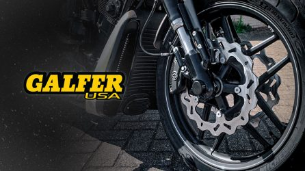 Galfer Wave Rotors for V Rod & Dyna models