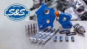 S&S 475C Cam Chest Kit for M8 Engines