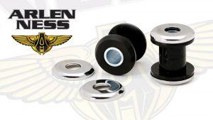 Arlen Ness Handlebar Damper kits for M8 Softails