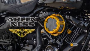 Arlen Ness Anodized Collection
