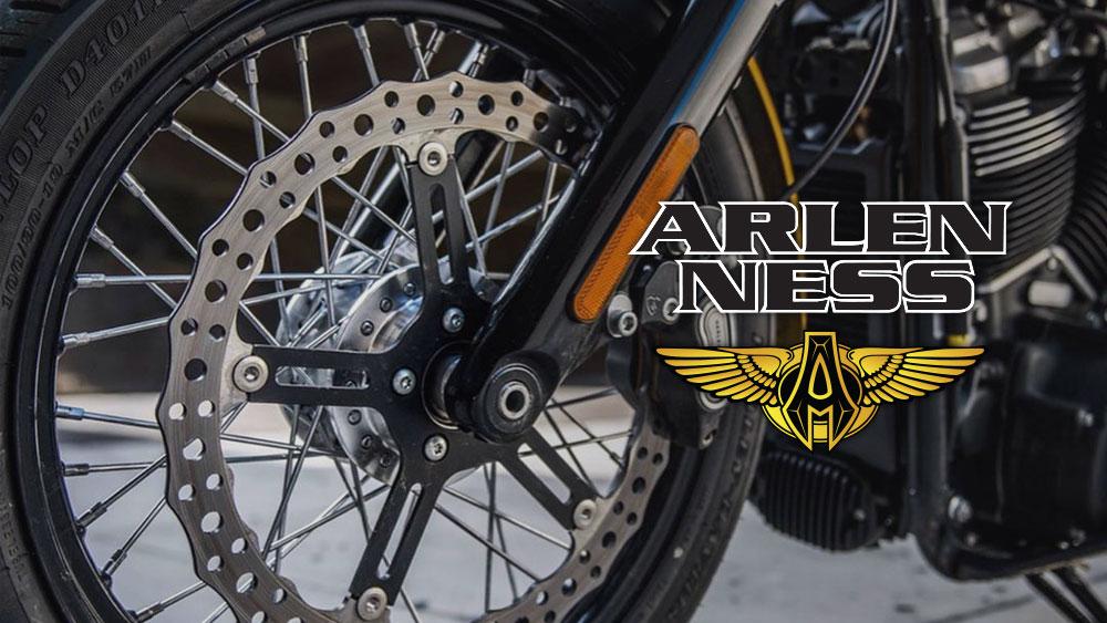 Arlen Ness 15″ Big Brake Kit for Softail Street Bob & Low Rider