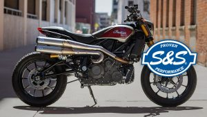 S&S Exhaust Systems for 2019 Indian FTR1200