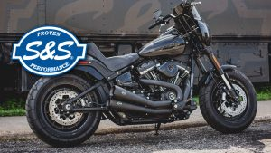 Grand National 2:2 Exhaust for Dyna & 2018+ Softail