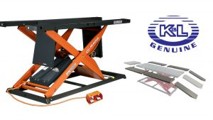 K&L Heavy Duty Bike Lifts