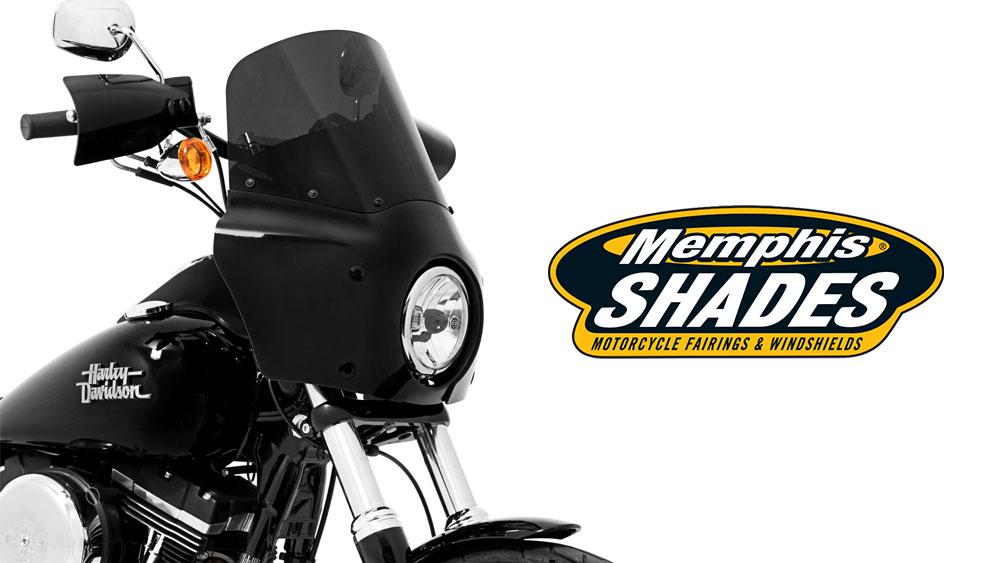 Memphis Shades Windscreens & Fairings