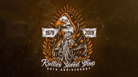 Rollies Speed Shop Turns 40