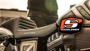 Saddlemen Step-Up Dual Seats