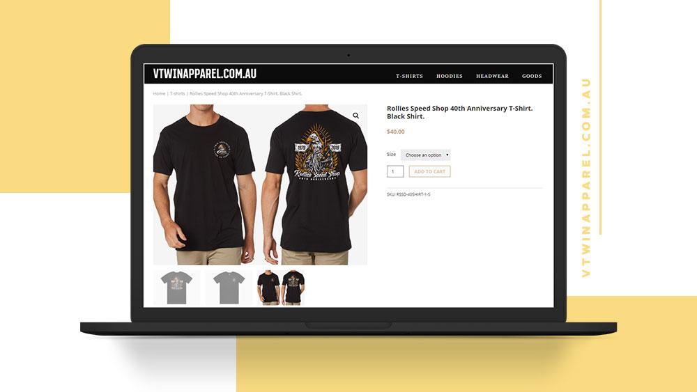vtwinapparel.com.au – Clothing for Riders