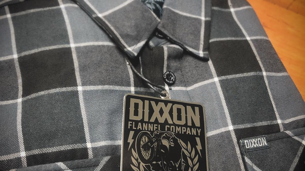 Dixxon Flannel Company now at vtwinapparel.com.au