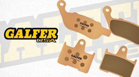 Galfer USA HH Sintered Brake Pads
