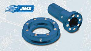 JIMS Alternator Rotor Remover & Installer Tool for M8 Engines