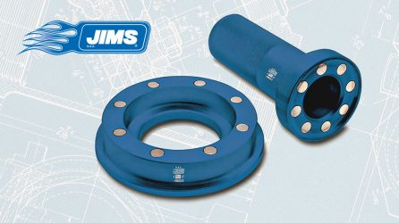 JIMS Alternator Rotor Remover & Installer Tool for M8 Engines