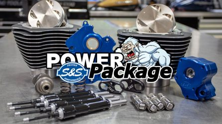 S&S Power Packs for HD M8