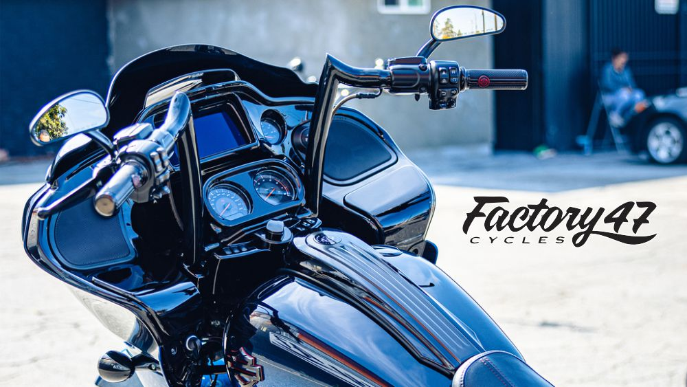 Factory 47 Cycles Handlebars are Now Available in Australia