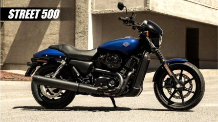 Top 5 Upgrades For a Harley-Davidson® Street 500