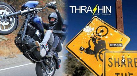Thrashin Supply Now Available in Australia via Rollie's