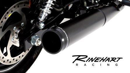 Rinehart Racing® Mufflers & End Caps