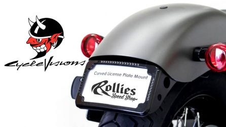 Tail Tidy Fender Eliminator Kits by Cycle Visions