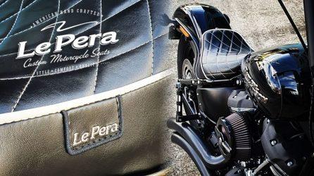 LePera Seats for Harley-Davidson® Motorcycles