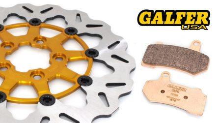 Galfer USA Wave Rotors & Sintered Brake Pads