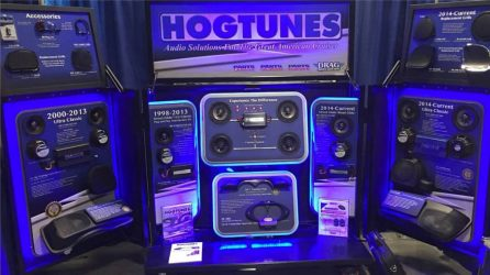 HOGTUNES Motorcycle Audio