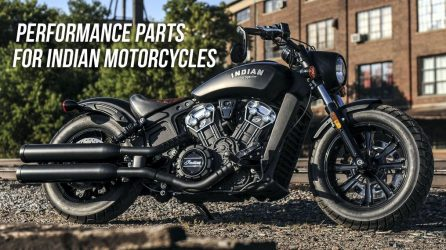 Performance Parts for Indian Motorcycles