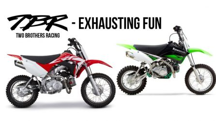 Full Exhausts for FUN Pit Bikes