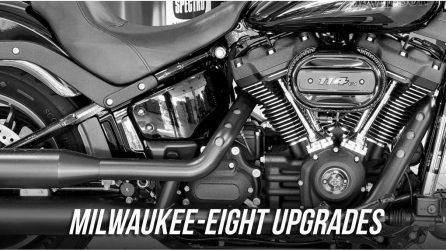 Milwaukee-Eight Upgrades