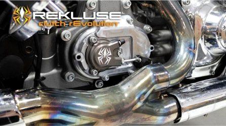The Rekluse Hydraulic Slave Cylinder